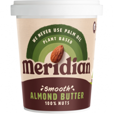 Meridian > Almond Butter 454g Natural Smooth