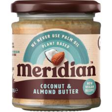 Meridian > Almond & Coconut Butter 170g