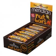 Meridian > Bar - Peanut 40g