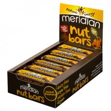 Meridian > Bar - Peanut & Banana 40g