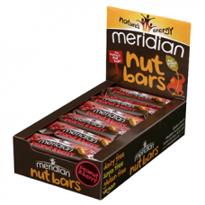Meridian > Bar - Peanut & Berry 40g