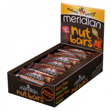 Meridian > Bars - Peanut & Cocoa 40g