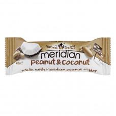 Meridian > Bars - Peanut & Coconut 40g