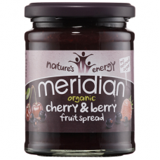 Meridian > Organic Cherry and Berry Fruit Spread 284g