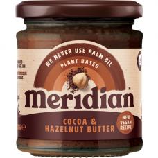 Meridian > Hazelnut & Cocoa Butter - 170g