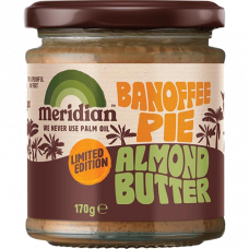 Meridian > Almond & Banoffee Pie Butter 170g