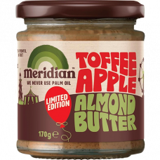 Meridian > Almond &Toffee Apple Butter 170g