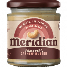 Meridian > Cashew Butter Smooth 170g