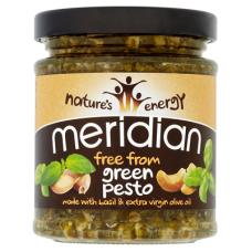 Meridian > Free From Green Pesto 170g