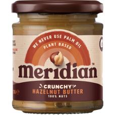 Meridian > Hazelnut Butter (Crunchy) - 170g