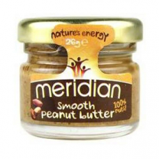 Meridian > Peanut Butter 26g Natural Smooth