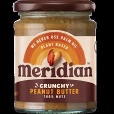 Meridian > Peanut Butter 280g Natural Crunchy