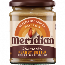 Meridian > Peanut Butter 280g Natural Smooth