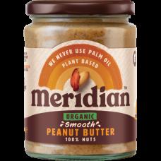 Meridian > Peanut Butter 280g Organic Crunchy