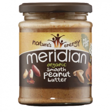 Meridian > Peanut Butter 454g Natural Smooth