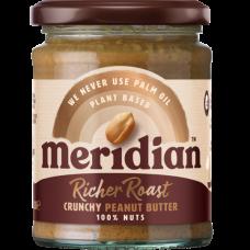 Meridian > Rich Roast Peanut Butter 280g Crunchy