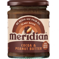 Meridian > Peanut & Cocoa Butter - 280g