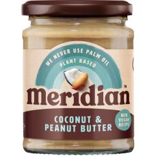 Meridian > Peanut & Coconut Butter - 280g