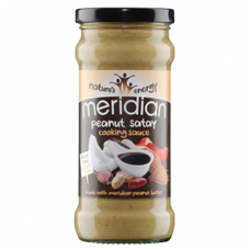 Meridian > Free From Peanut Satay Cooking Sauce 350g