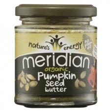 Meridian > Organic Pumpkin Seed Butter 170g