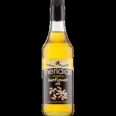 Meridian > Sunflower Oil 500ml Organic, Cold Pressed & Unrefined