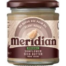 Meridian > Organic Sunflower Seed Butter 170g