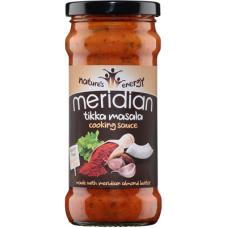 Meridian > Free From Tikka Masala Cooking Sauce 350g