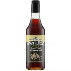 Meridian > Toasted Sesame Oil 500ml Organic