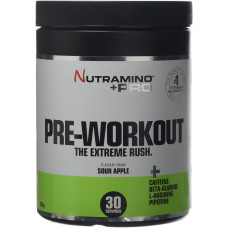 Nutramino > Pre Workout (30 servings) Sour Apple