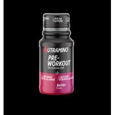 Nutramino > Pre Workout Shot 60ml Berry