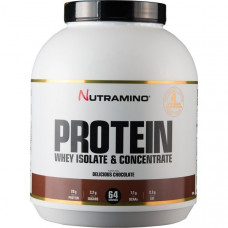 Nutramino > Whey Protein (63 servings) Chocolate