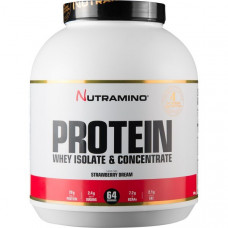 Nutramino > Whey Protein (64 servings) Strawberry Dream