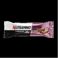 Nutramino > Protein Bar (64g) Fluffy Marshmallow&Raspberry