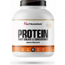 Nutramino > Whey Protein (64 servings) Chocolate Peanut Butter