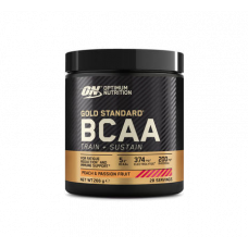 Optimum Nutrition > Gold Standard BCAA (28 servings) Peach & Passion Fruit