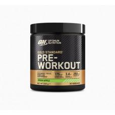 Optimum Nutrition > Gold Standard Pre-Workout (330g) Green Apple