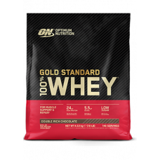 Optimum Nutrition > Gold Standard 100% Whey 10lb Double Rich Chocolate