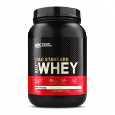 Optimum Nutrition > Gold Standard 100% Whey 2lb Unflavoured