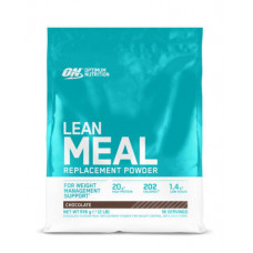 Optimum Nutrition > Lean Meal Replacement (918g) Chocolate