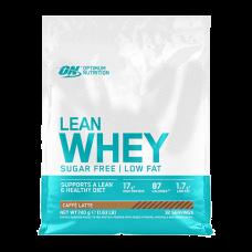 Optimum Nutrition > Lean Whey (32 servings) Caffe Latte