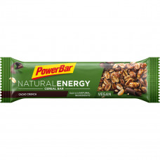 Powerbar > NATURAL ENERGY BAR (Vegan) 40g Cacao Crunch