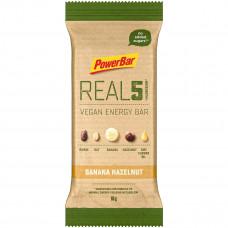 Powerbar > REAL5 65g Vegan Bar Banana Hazelnut
