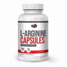 PN > Arginine Capsules 1000 Mg 100 Capsules