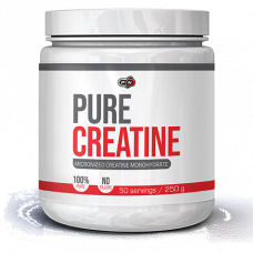 PN > Pure Creatine 250 Grams Unflavored