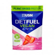 USN > Diet Fuel Vegan MRP Strawberry (880g)