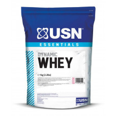 USN > Essentials Whey Strawberry Bag (1kg)