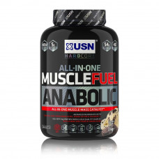 USN > Muscle Fuel Anabolic 2kg Cookies & Cream