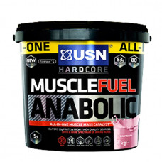 USN > Muscle Fuel Anabolic 4kg Straw