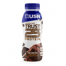 USN > TRUST RTD 330ml Pure Protein Fuel Chocolate