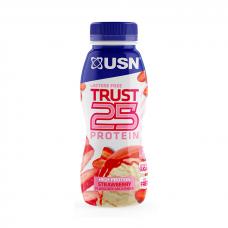 USN > TRUST RTD 330ml Pure Protein Fuel Strawberry